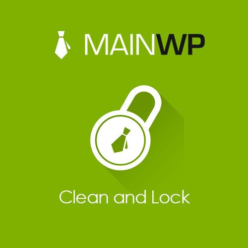 MainWP Clean and Lock