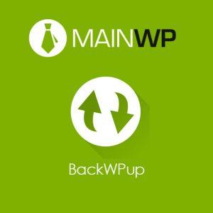 MainWP BackWPUp