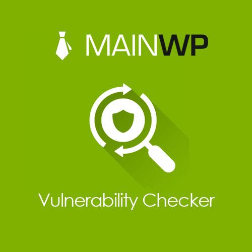 MainWP Vulnerability Checker