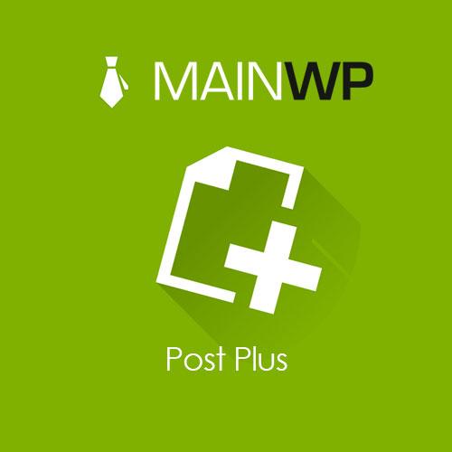 MainWP Post Plus