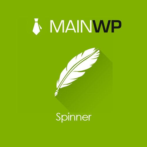 MainWP Spinner