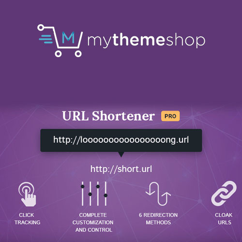 MyThemeShop URL Shortener Pro