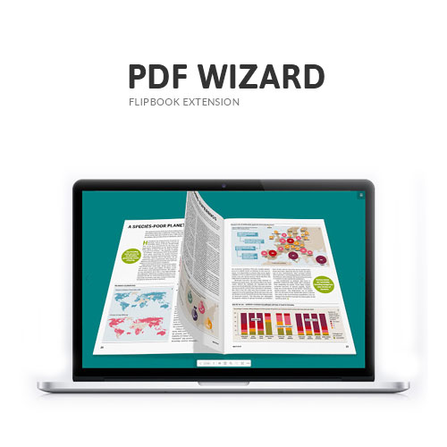 PDF To FlipBook Extension