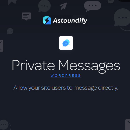 Private Messages – Astoundify