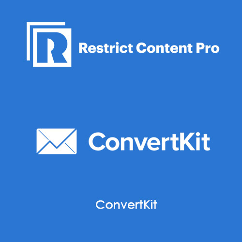 Restrict Content Pro ConvertKit