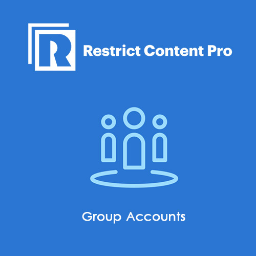 Restrict Content Pro Group Accounts