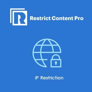 Restrict Content Pro IP RestrictionV
