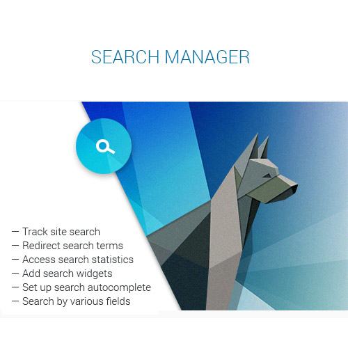 Search Manager – Plugin for WooCommerce and WordPress