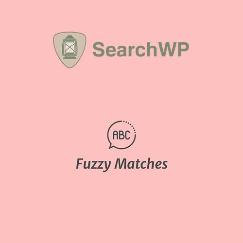 SearchWP Fuzzy Matches