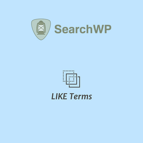 SearchWP LIKE Terms