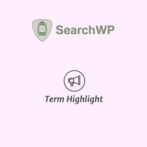 SearchWP Term Highlight