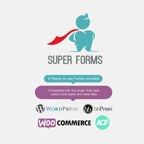 Super Forms – Front-end Posting