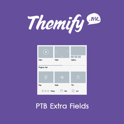 Themify Post Type Builder Extra Fields