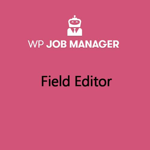 WP Job Manager Field Editor Addo