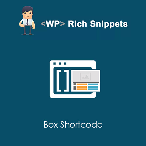WP Rich Snippets Box Shortcode