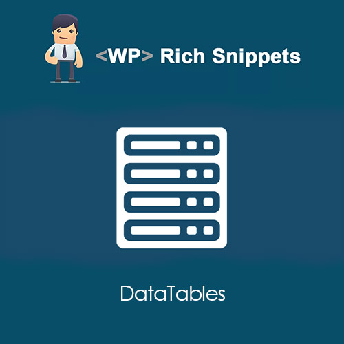 WP Rich Snippets DataTables