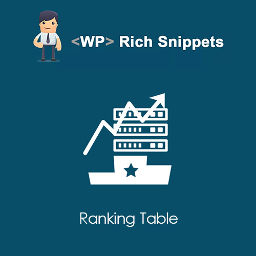 WP Rich Snippets Ranking Table