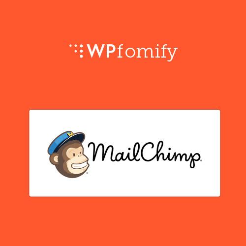 WPFomify Mailchimp Addon