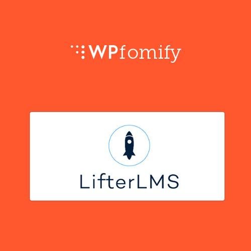 WPFomify LifterLMS Addon