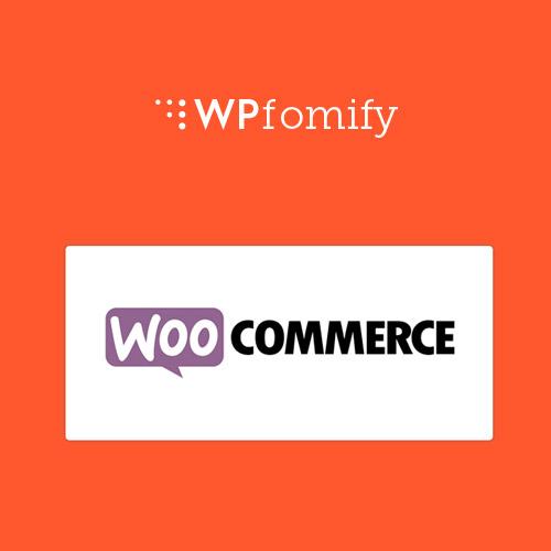 WPFomify WooCommerce Addon
