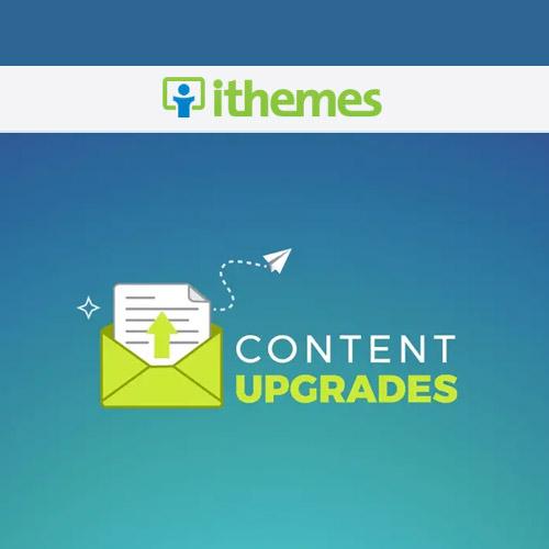 iThemes Content Upgrades