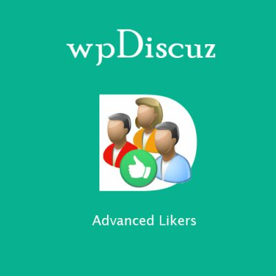 wpDiscuz – Advanced Likers
